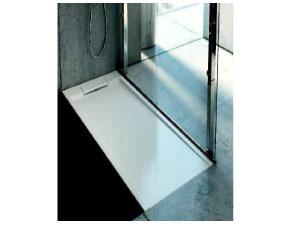 Receveur design remplace bain leda pluriel access for Receveur douche design