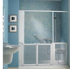 panneaux muraux douche italienne. Black Bedroom Furniture Sets. Home Design Ideas